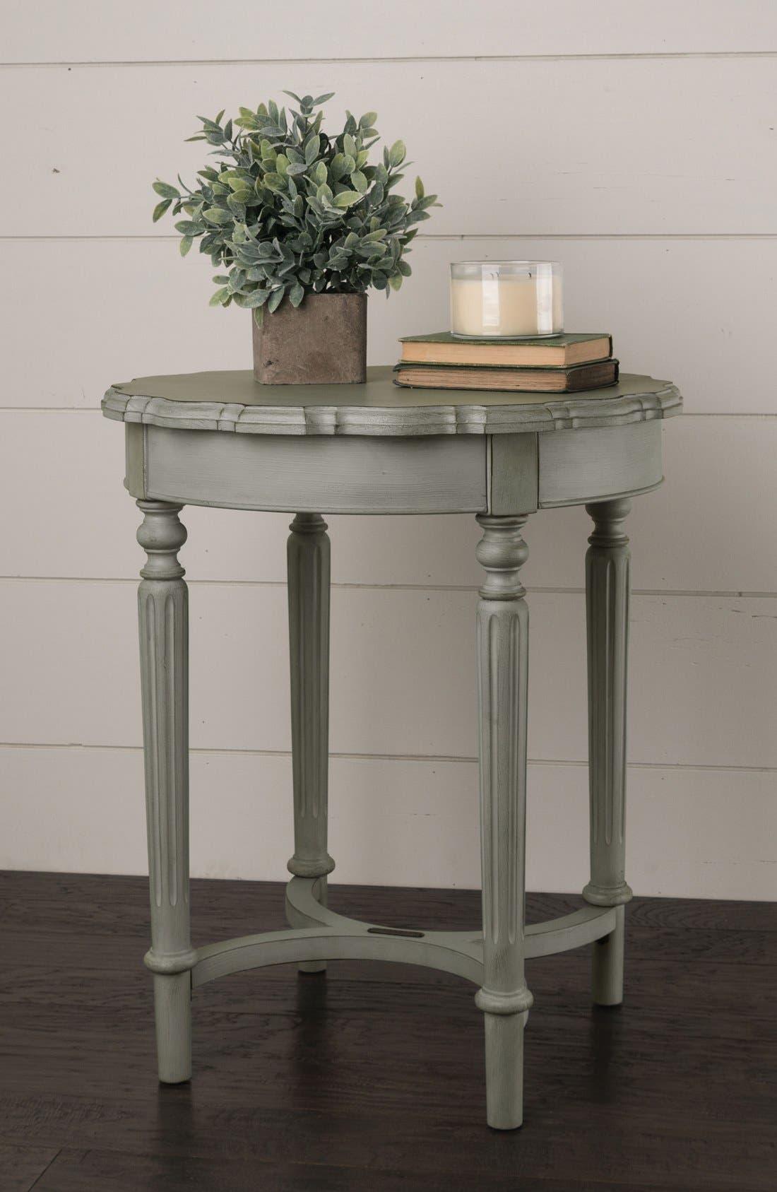 Alternate Image 2  - Magnolia Home Antiqued Wooden Side Table