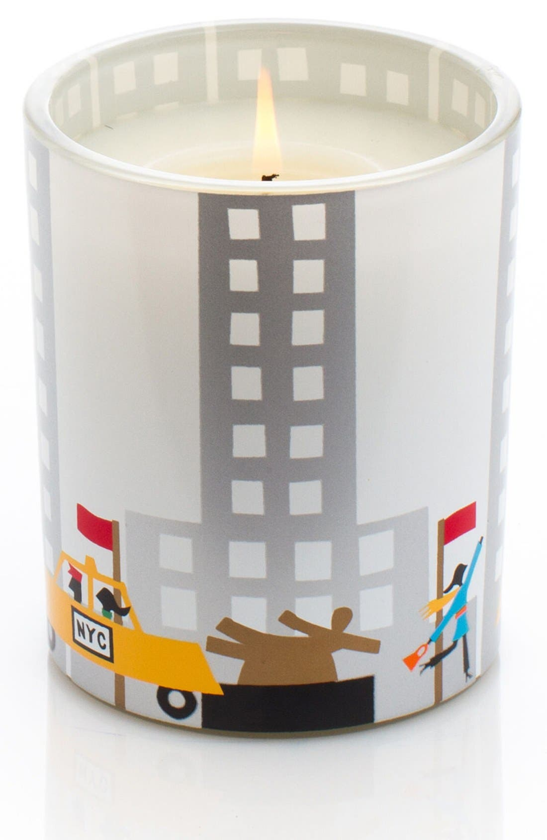R. NICHOLS 'New York' Scented Candle