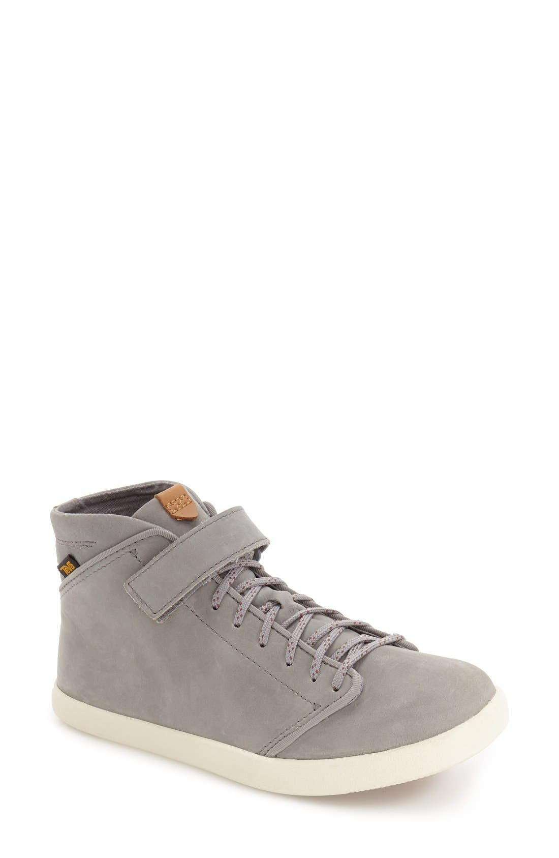 Teva 'Willow' Midi Lace-Up Sneaker (Women)