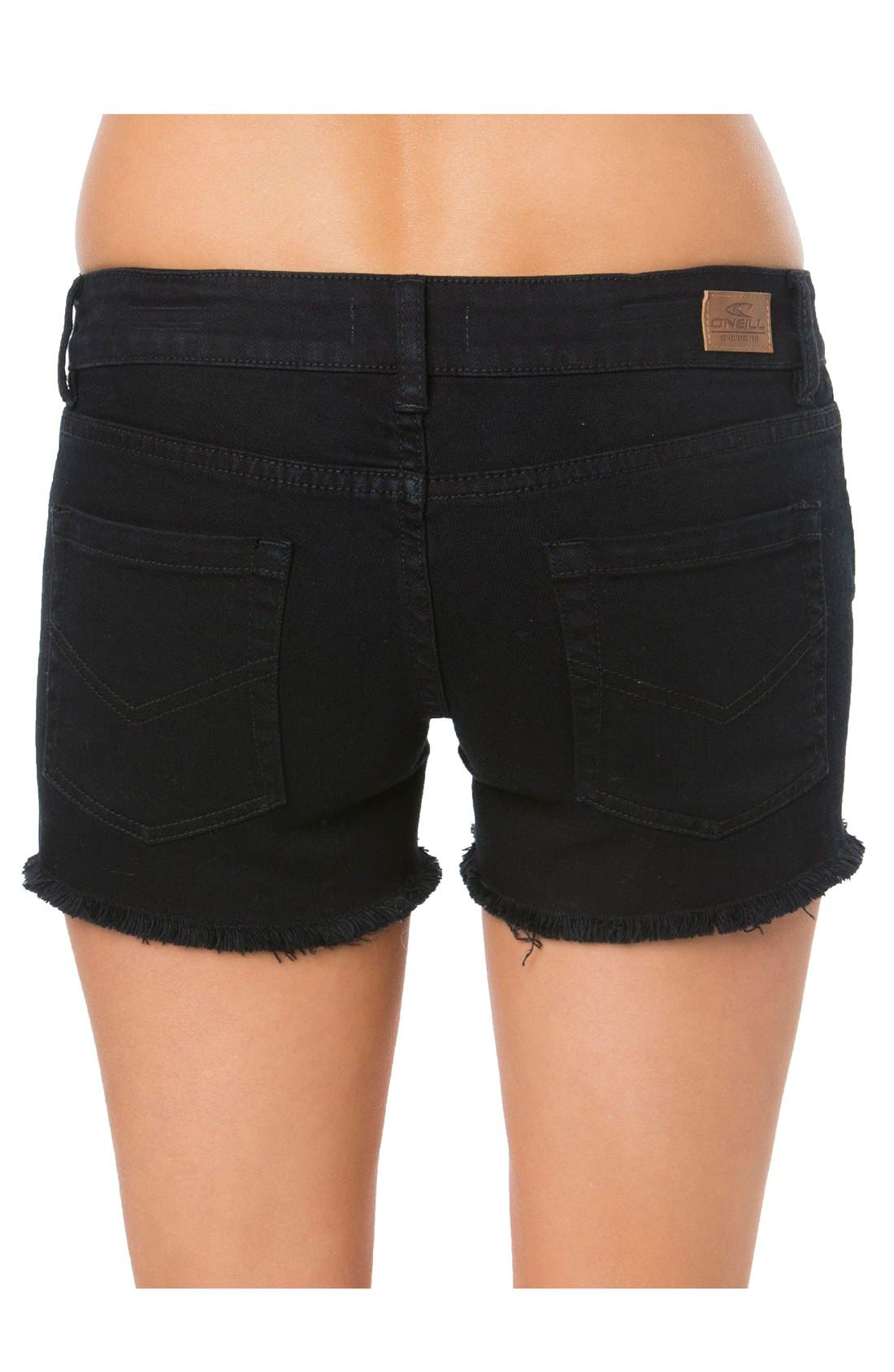 Alternate Image 2  - O'Neill 'Scout' Denim Cutoff Shorts