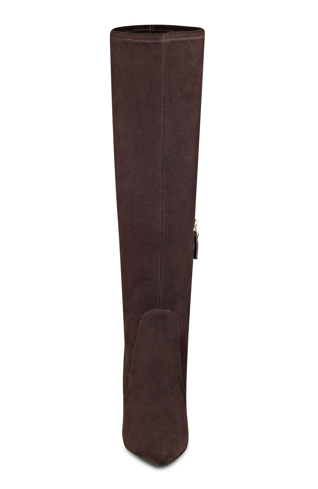 Alternate Image 3  - Nine West 'Calla' Knee-High Boot (Women)