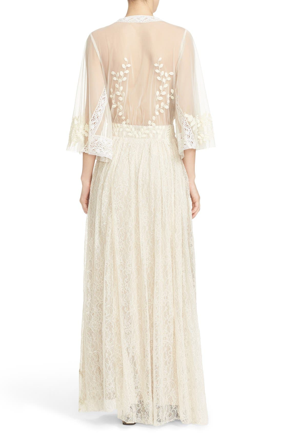 Alternate Image 3  - Free People Eclair Embroidered Maxi Dress