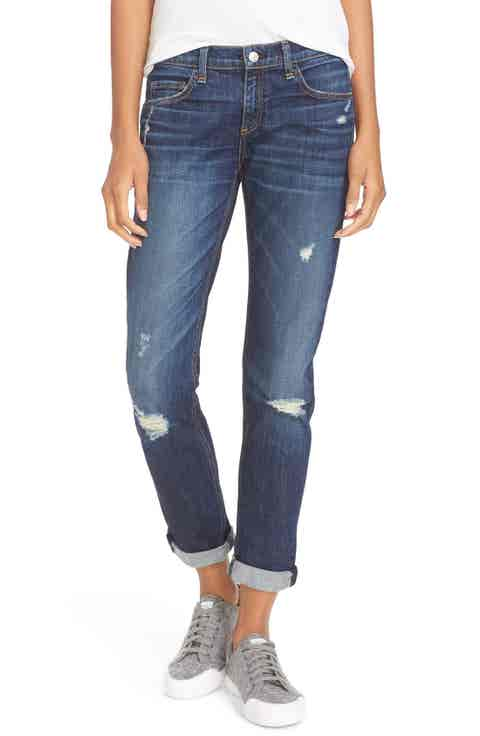 rag   bone/JEAN The Dre Slim Boyfriend Jeans (Canyon)