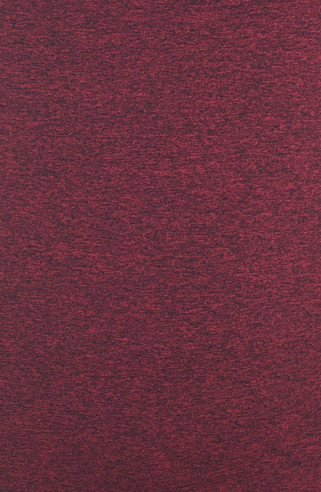 Alternate Image 6  - Zella 'Chamonix' Long Sleeve Seamless Tee