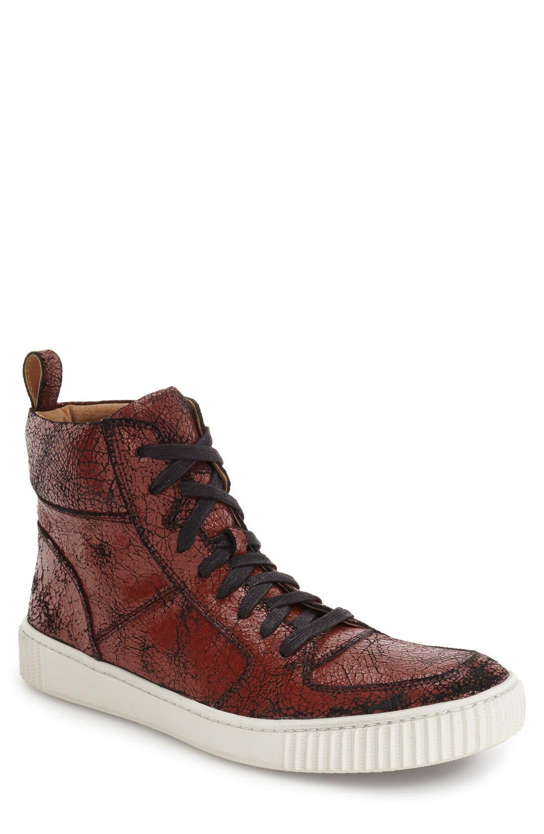 JOHN VARVATOS STAR USA 'Bedford' High Top Sneaker