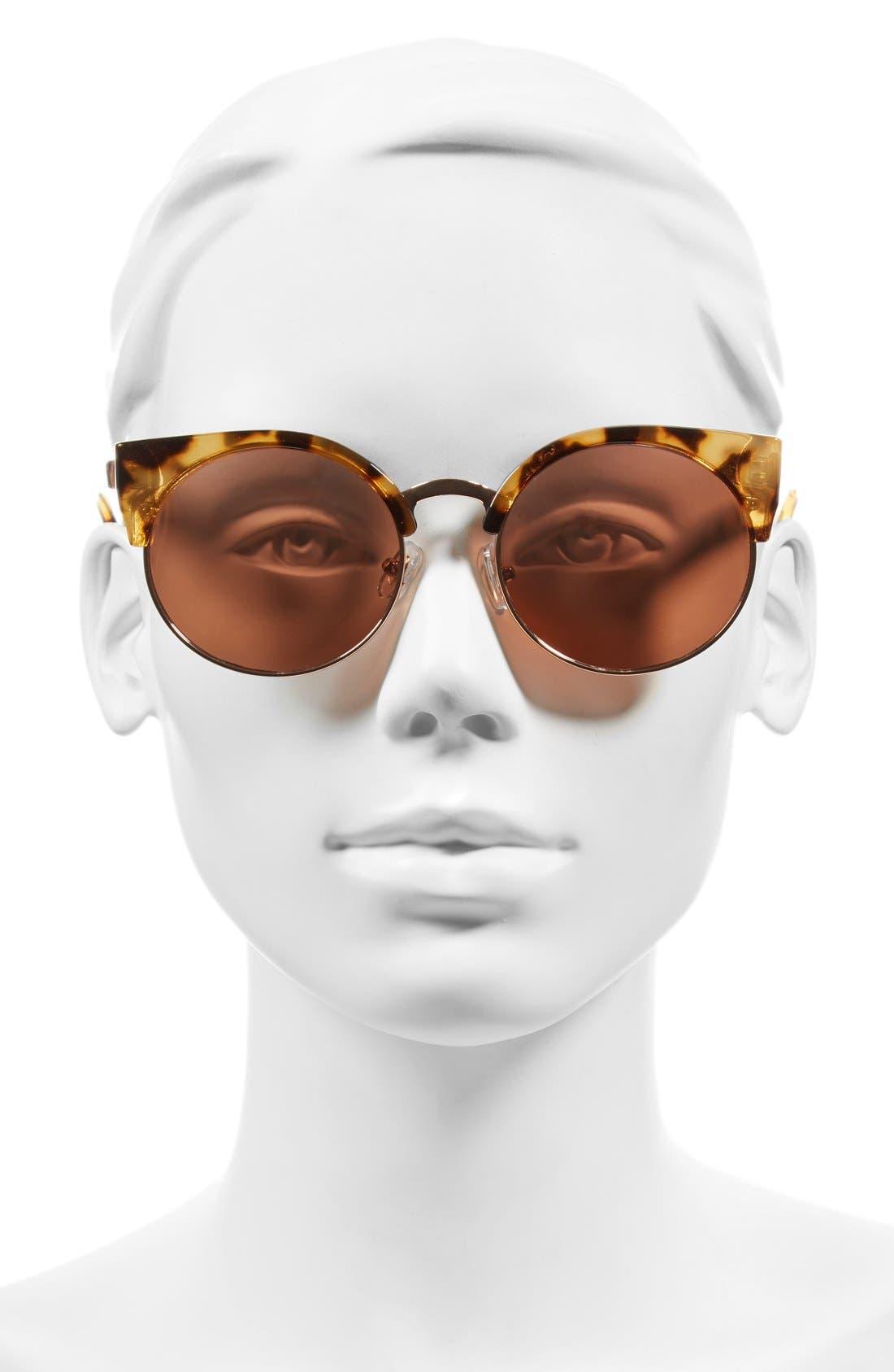 Alternate Image 2  - BP. 'Free Spirit' 55mm Sunglasses
