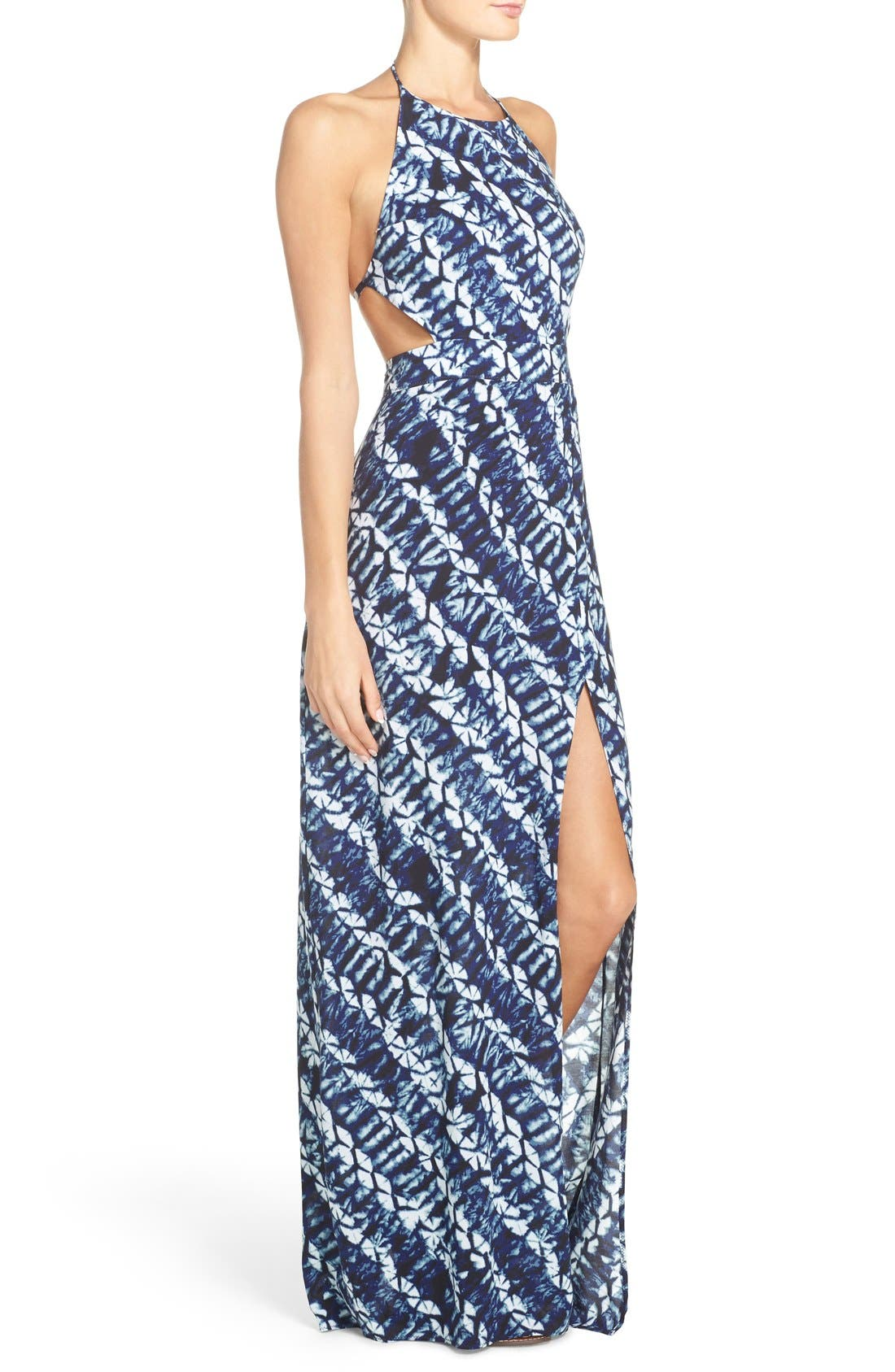 Alternate Image 3  - Dolce Vita Tie-Dye Cover-Up Maxi Dress