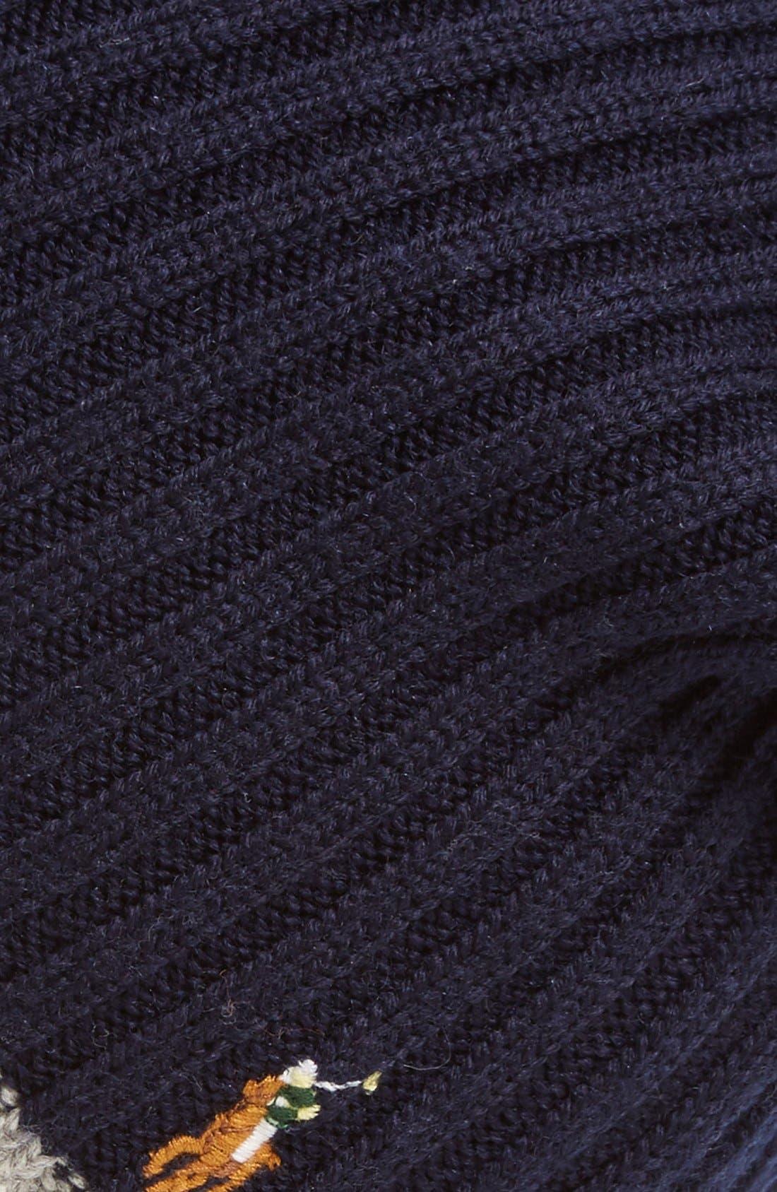 Alternate Image 2  - Polo Ralph Lauren Classic Merino Wool Cap