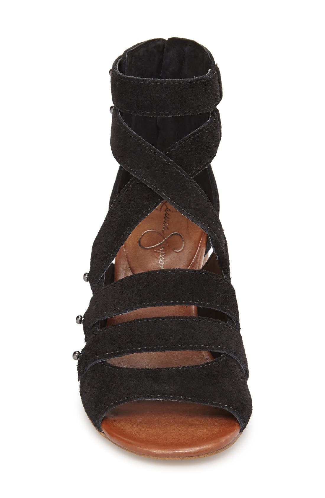 Alternate Image 3  - Jessica Simpson Halacie Ankle Strap Sandal (Women)