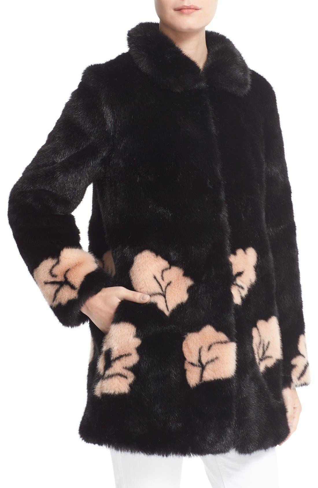 Alternate Image 6  - Shrimps Margery Faux Fur Coat