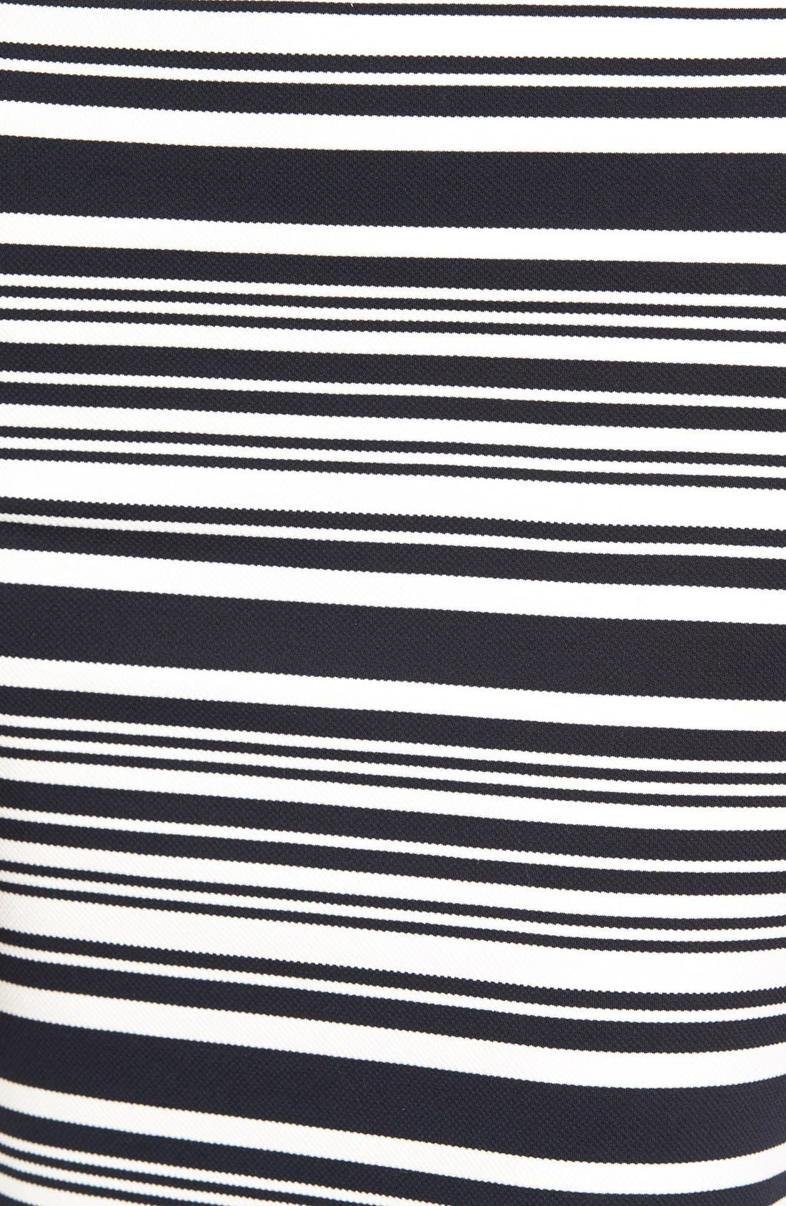 Alternate Image 5  - MICHAEL Michael Kors Stripe Body-Con Dress