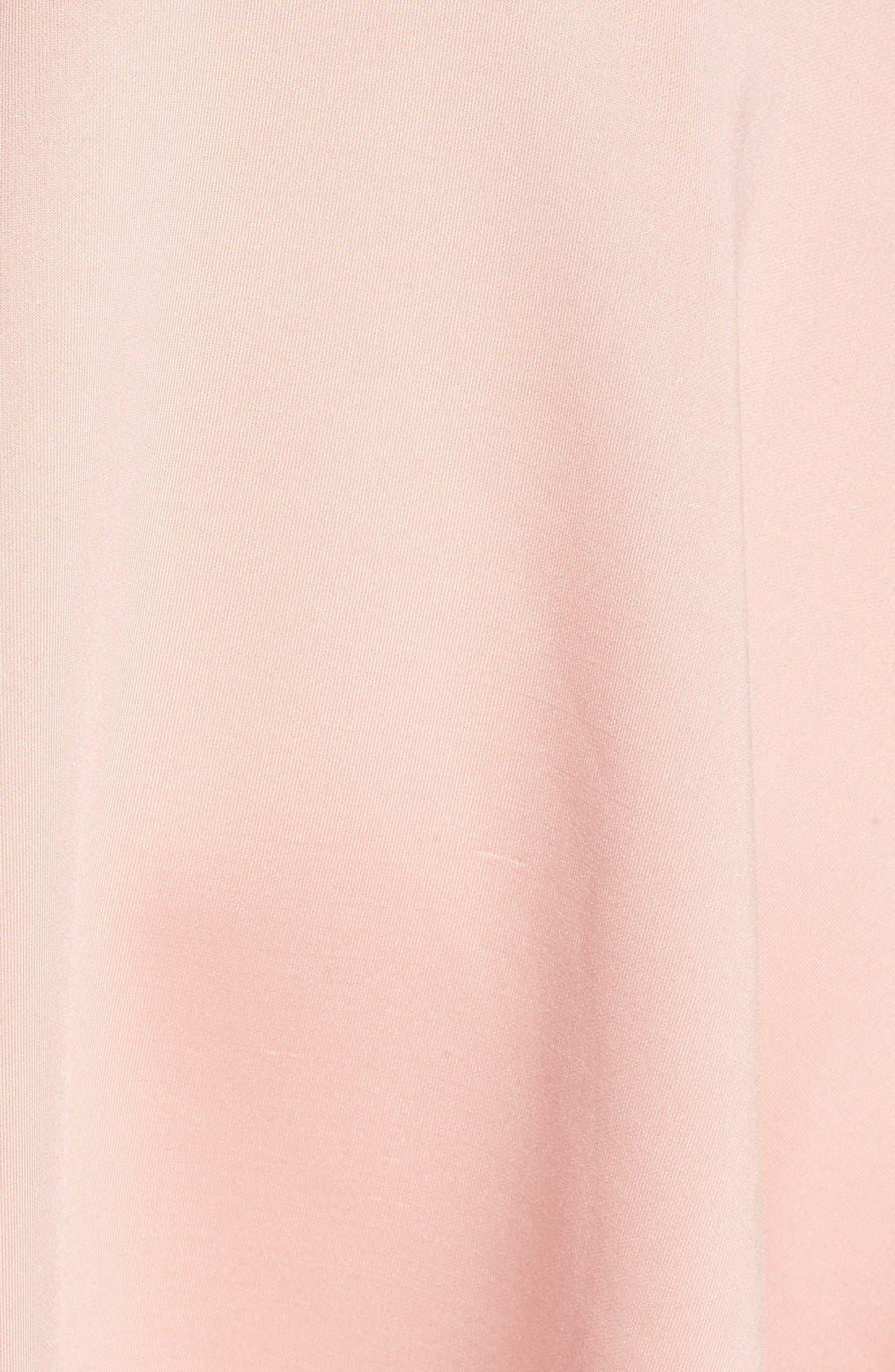 Alternate Image 5  - Cream & Sugar Sweetheart Off the Shoulder Dress