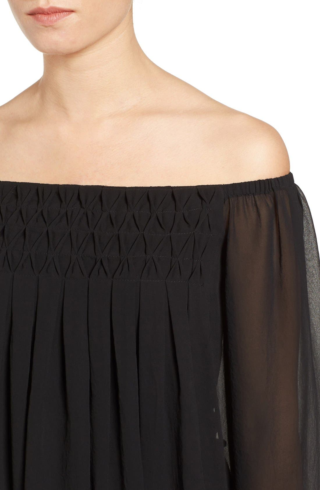 Alternate Image 4  - Bailey 44 Helena Off the Shoulder Blouse
