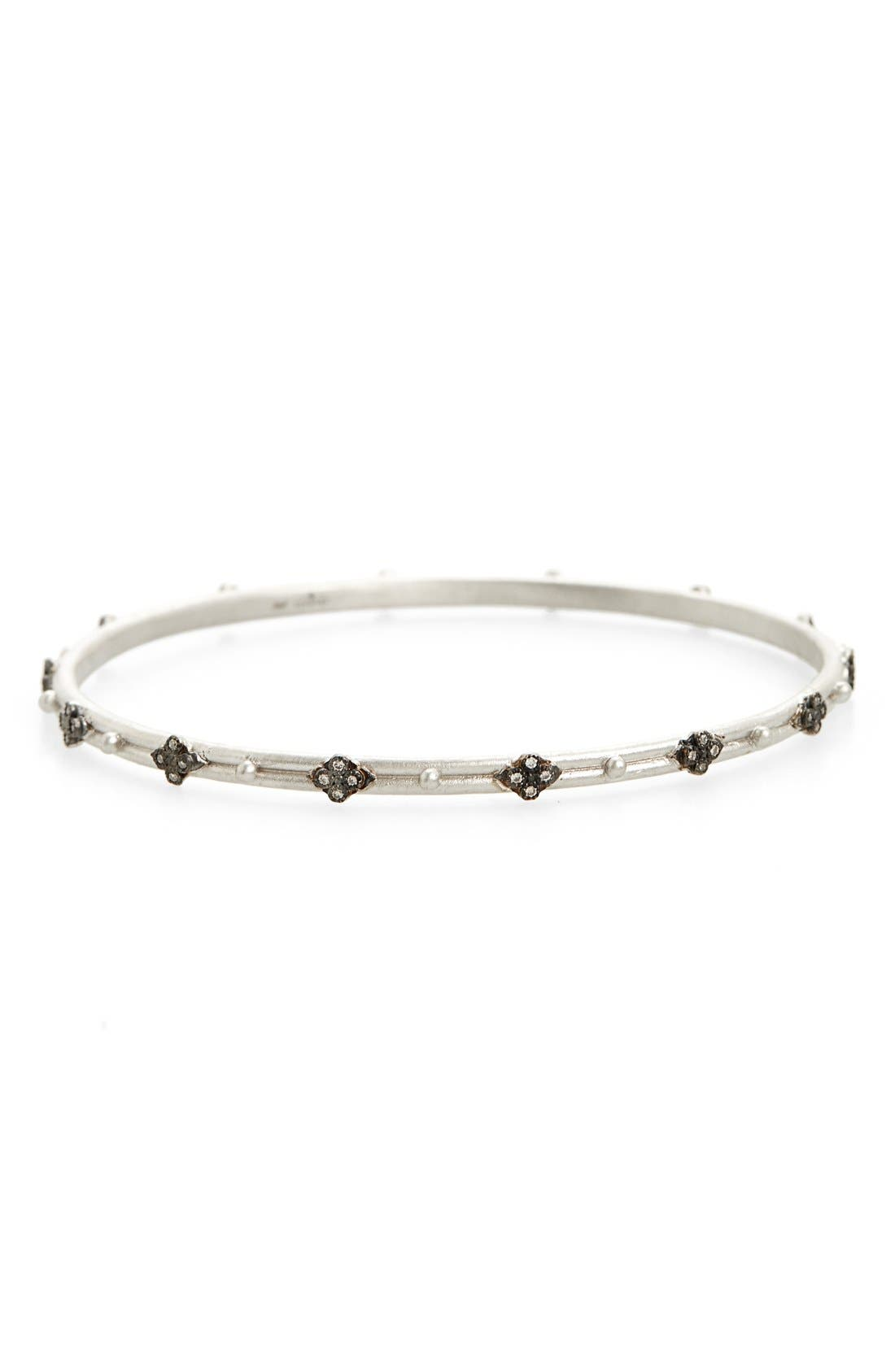 Armenta New World Crivelli Diamond Bangle