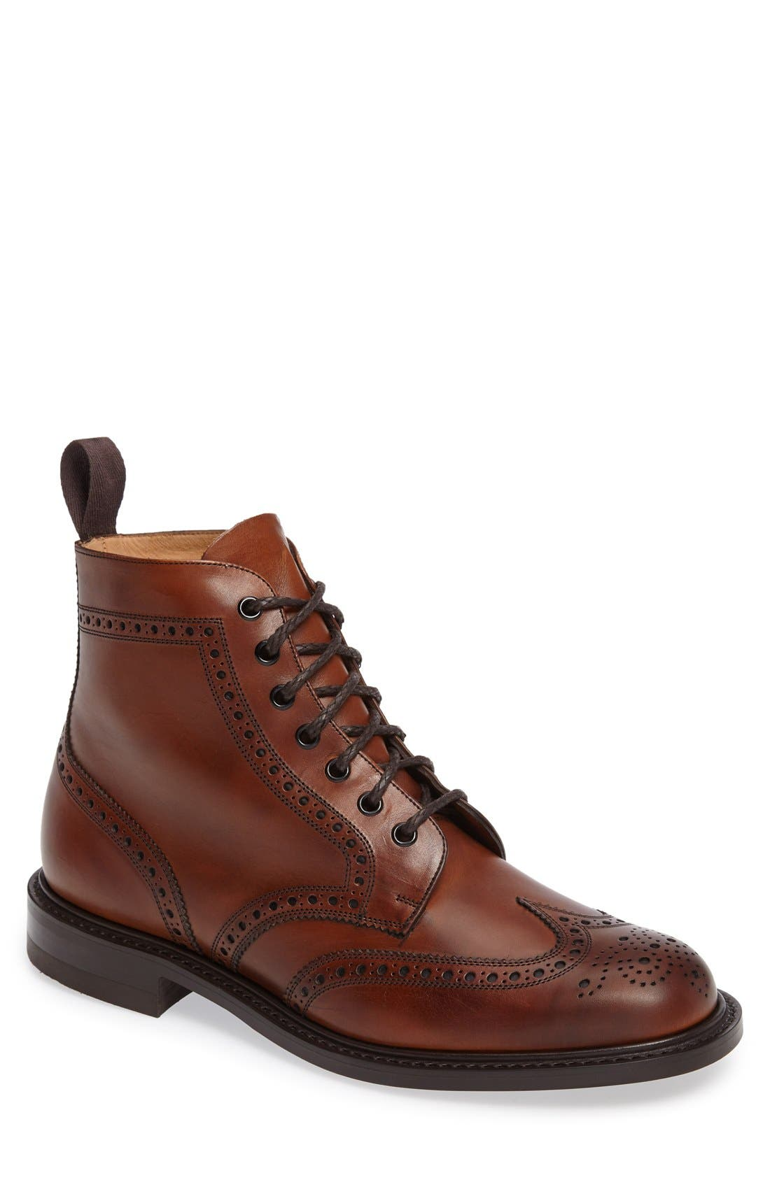 Church's Caldecott Wingtip Boot (Men)