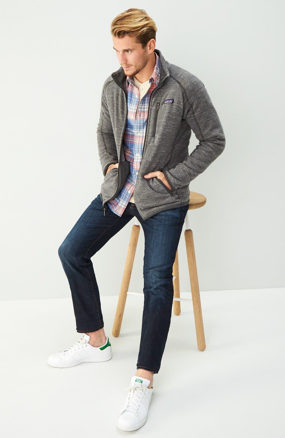 Alternate Image 8  - Patagonia Better Sweater Zip Front Jacket