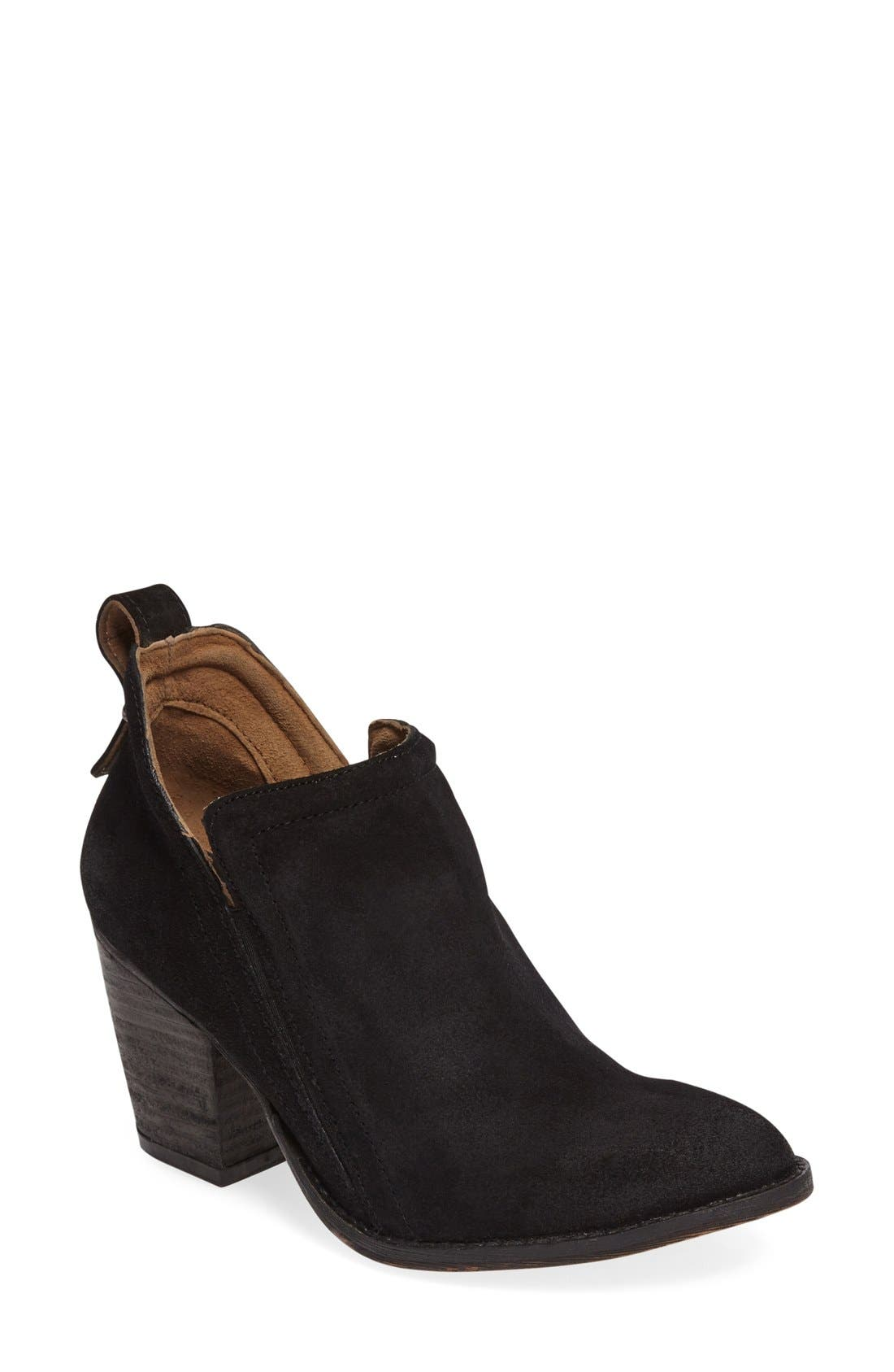 Jeffrey Campbell Burman Split Shaft Bootie (Women)