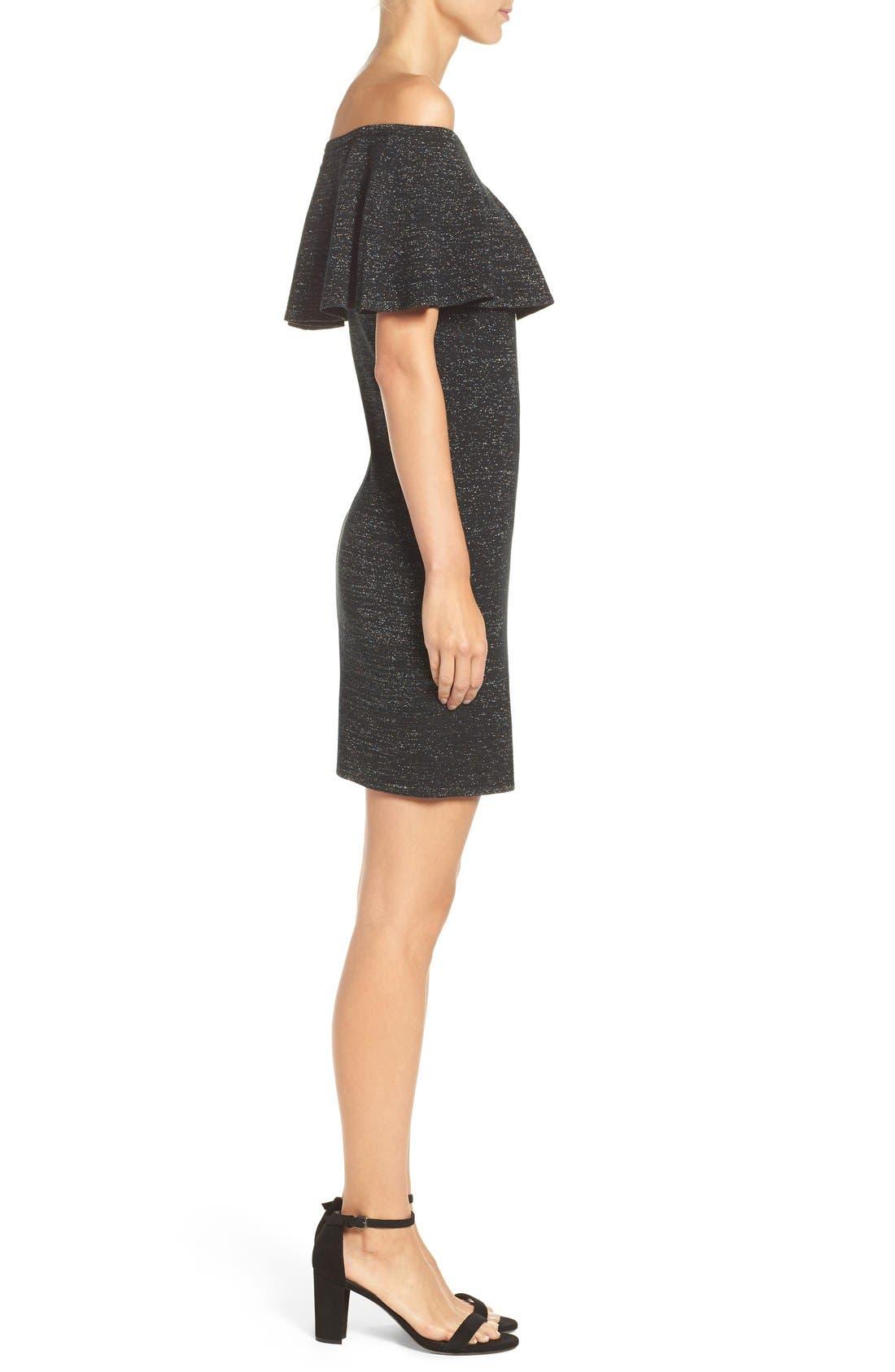 Alternate Image 3  - trina Trina Turk Off the Shoulder Dress