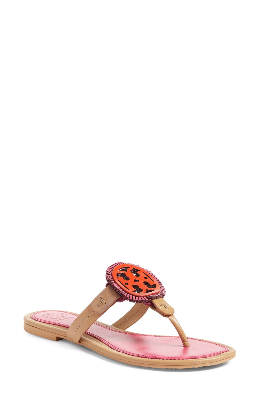 Alternate Image 1 Selected - Tory Burch Miller Sandal (Women)