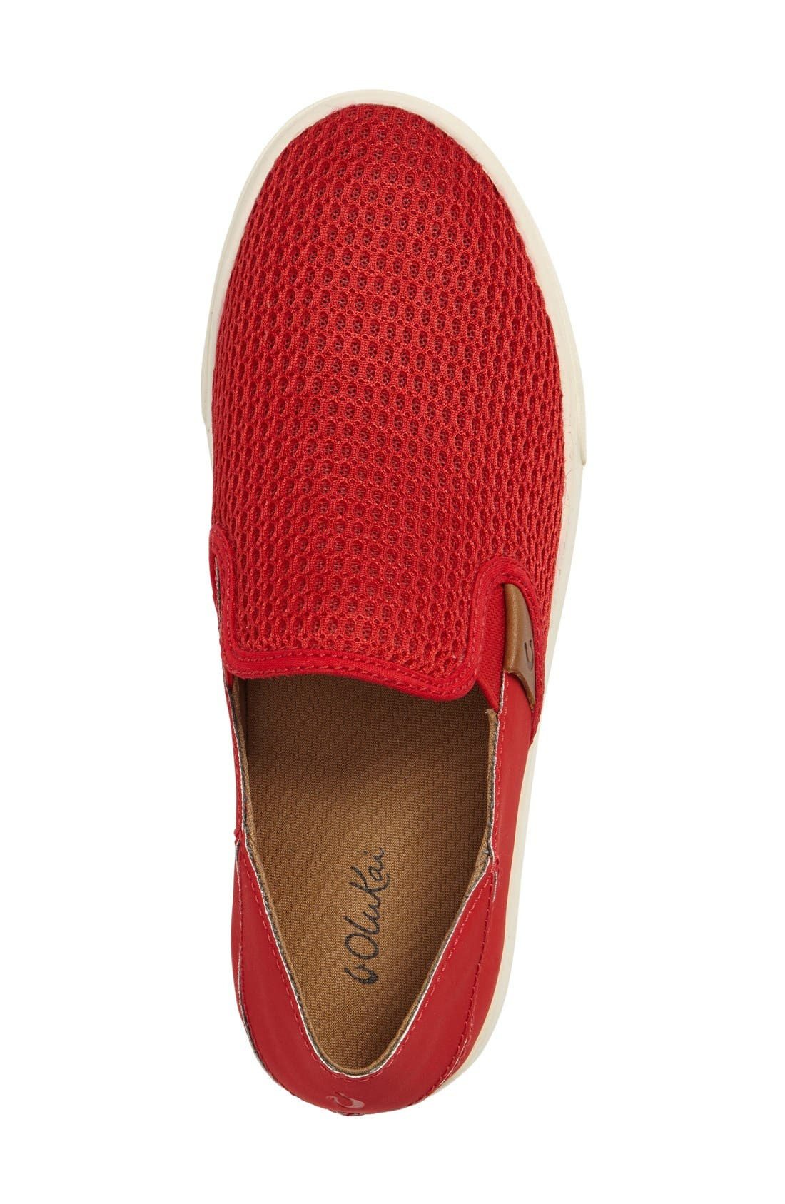 Alternate Image 3  - OluKai 'Pehuea' Slip-On Sneaker (Women)