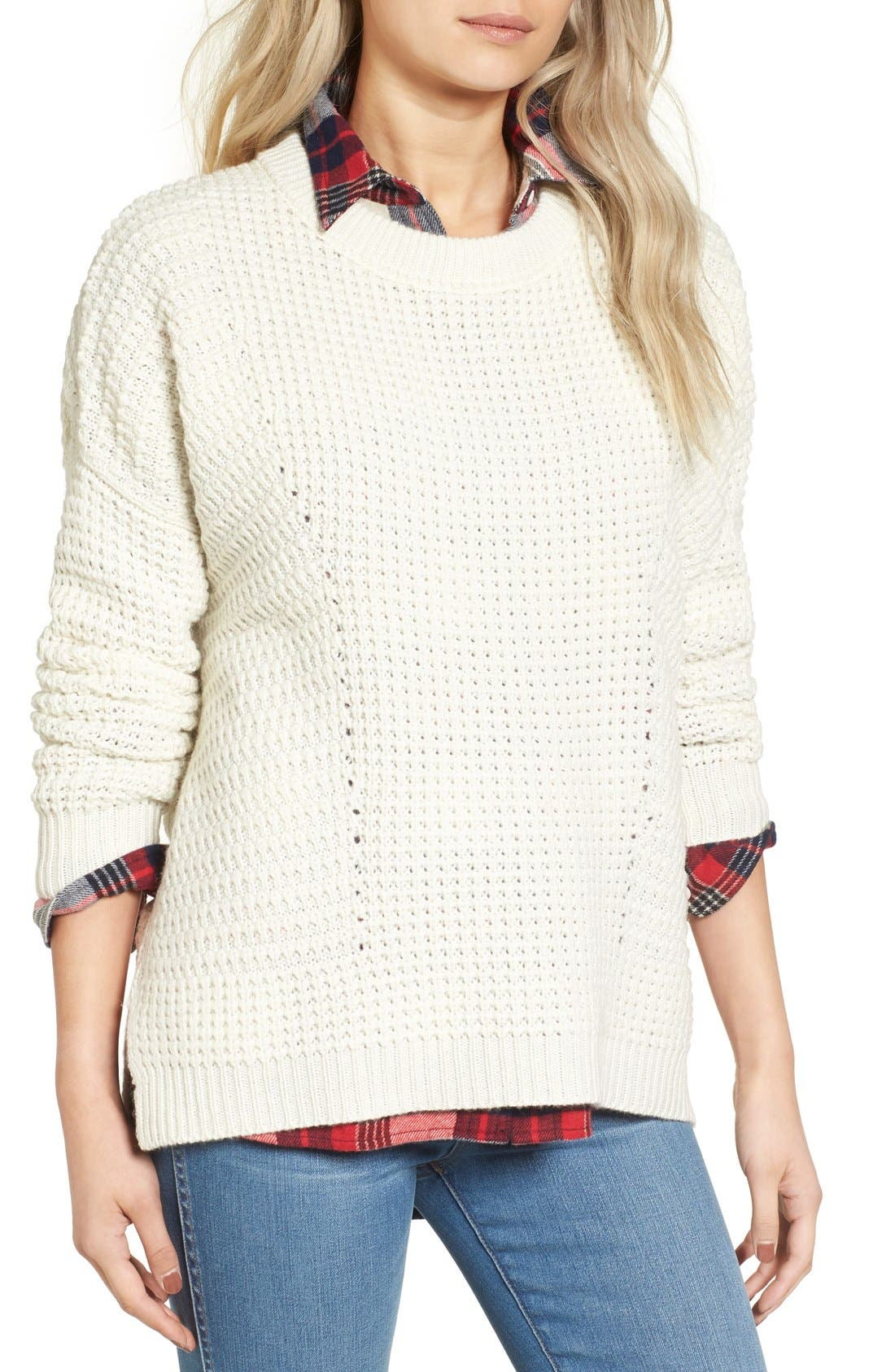 Alternate Image 1 Selected - Madewell Pullover