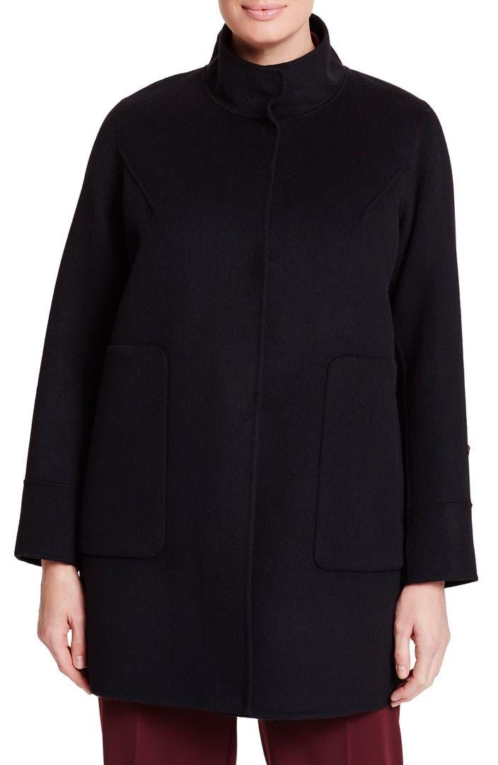persona by marina rinaldi new ginevra coat plus size. Black Bedroom Furniture Sets. Home Design Ideas