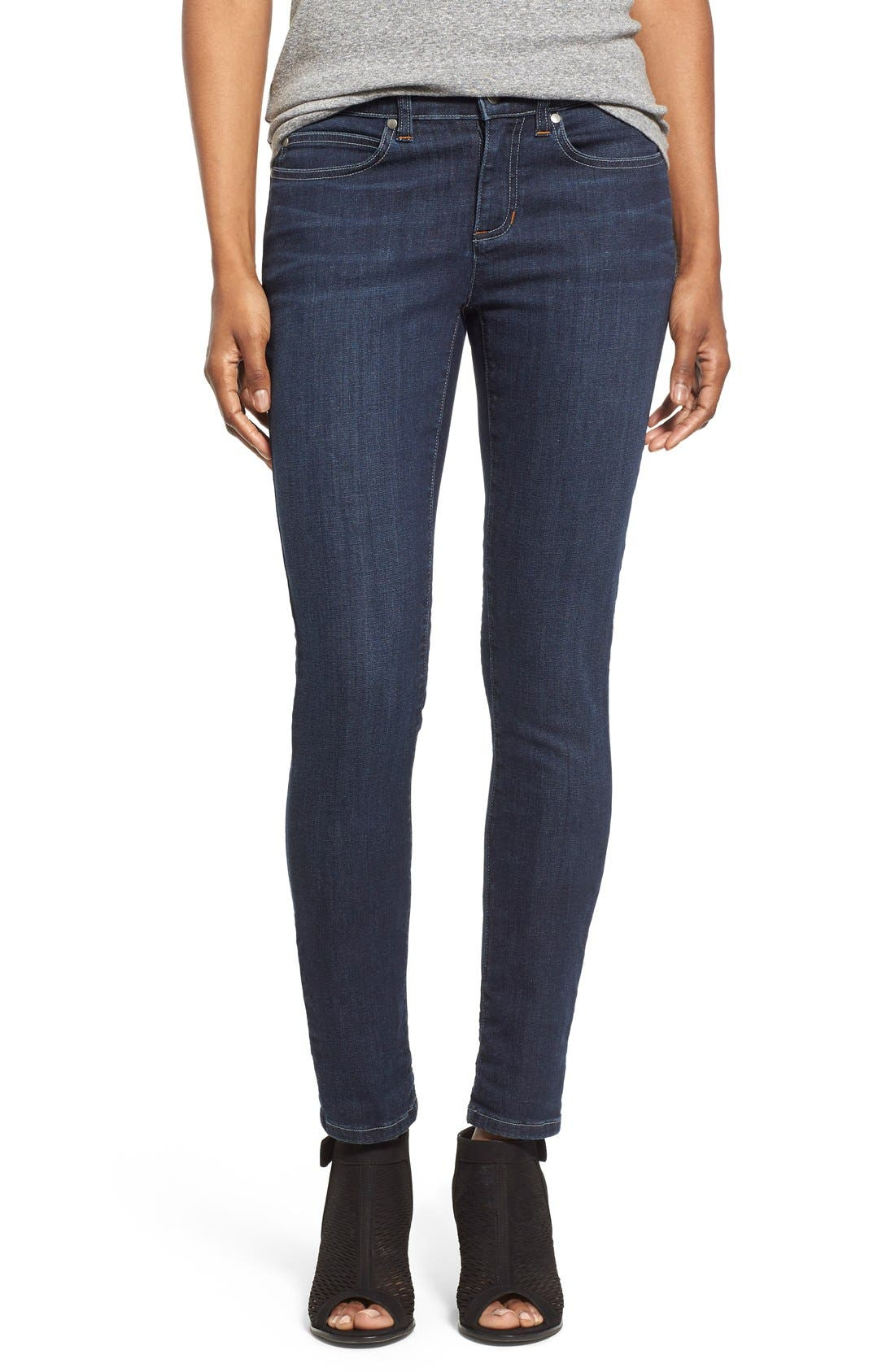 EILEEN FISHER Stretch Skinny Jeans