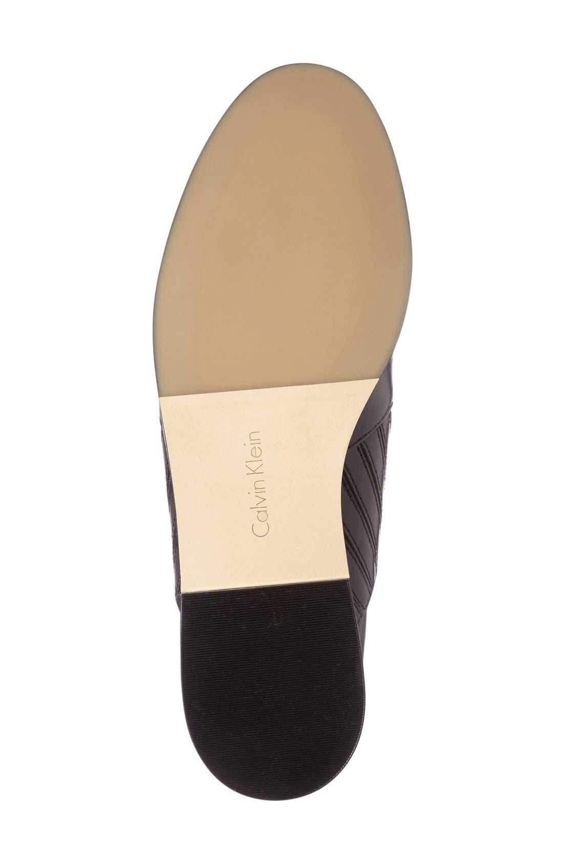 Alternate Image 4  - Calvin Klein Cella Slip-On Loafer (Women)
