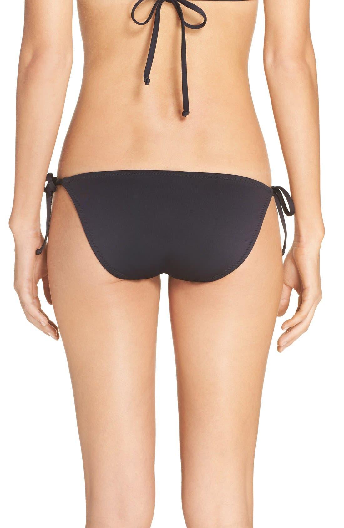 Becca Color Code Side Tie Bikini Bottoms