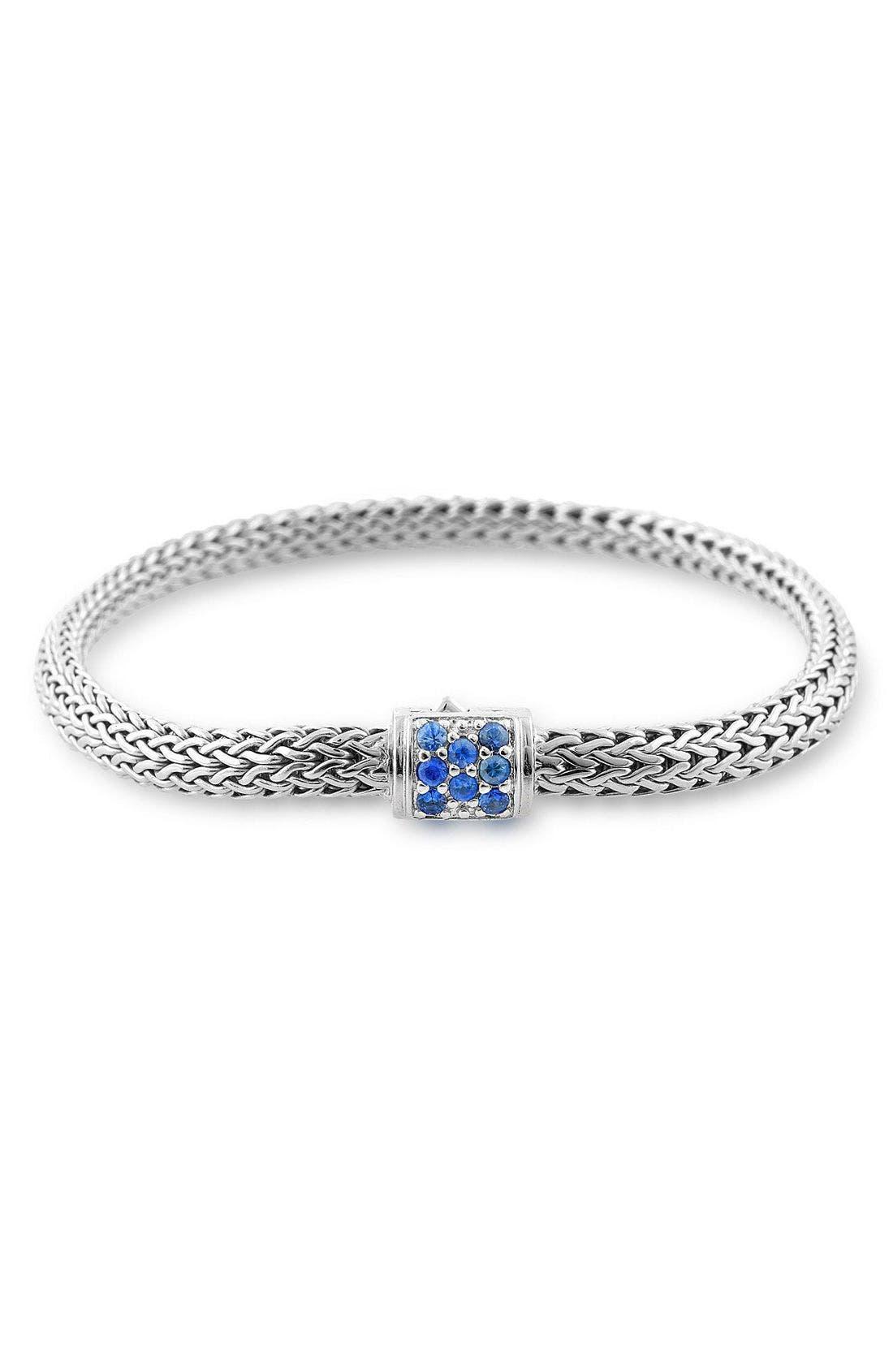 Main Image - John Hardy 'Classic Chain' Extra Small Bracelet
