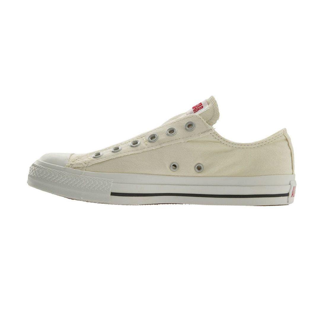 Alternate Image 2  - Converse Chuck Taylor® Low Slip-On Sneaker (Women)