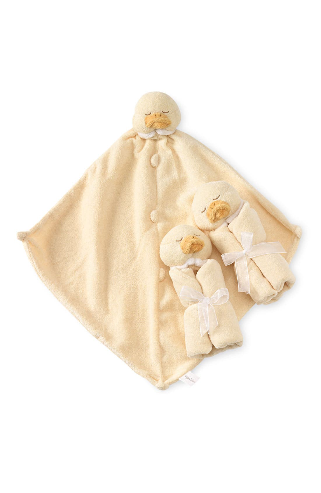 Alternate Image 1 Selected - Angel Dear Three-of-a-Kind Animal Blankets