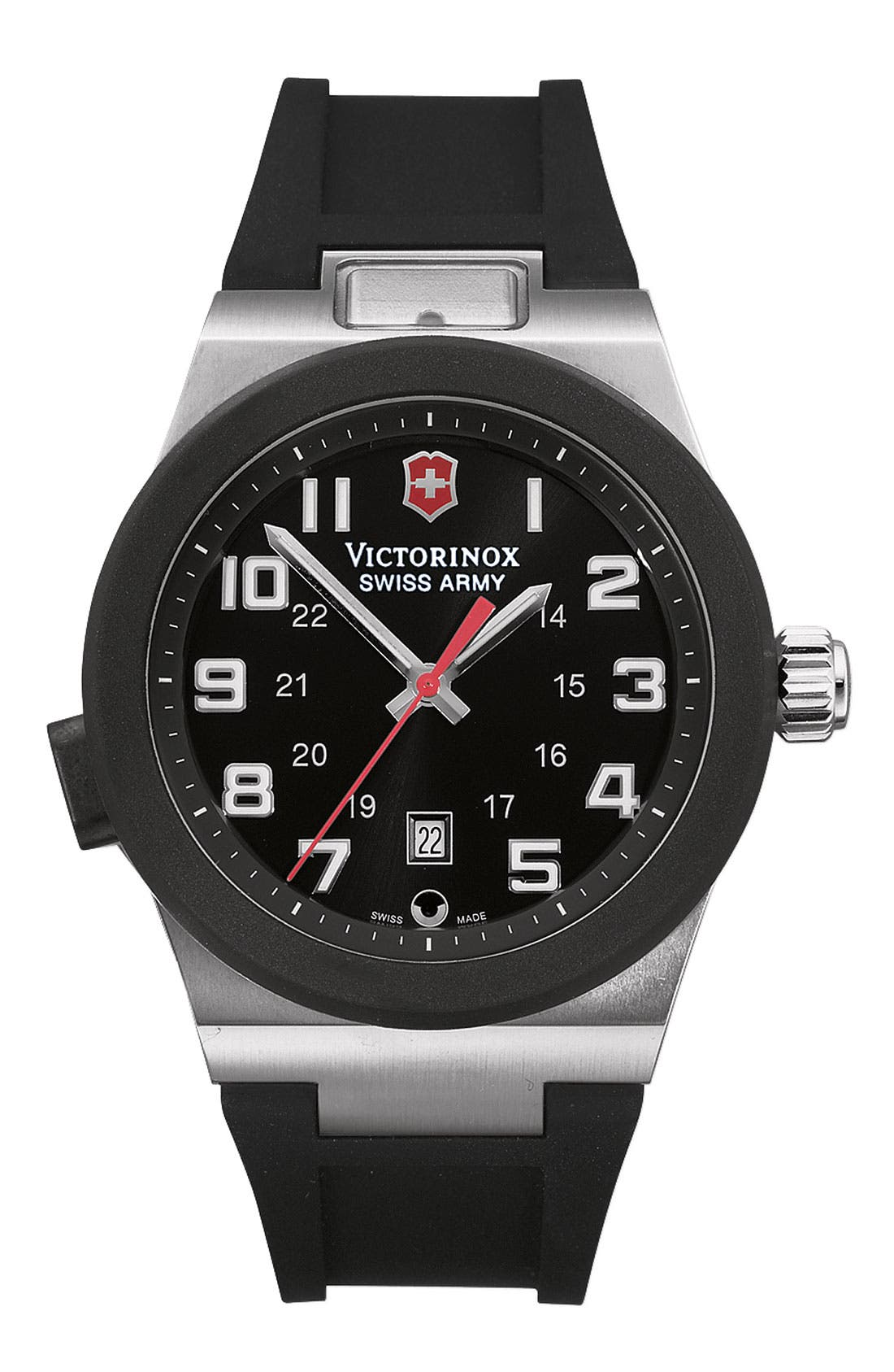 Alternate Image 1 Selected - Victorinox Swiss Army® 'Night Vision' Watch