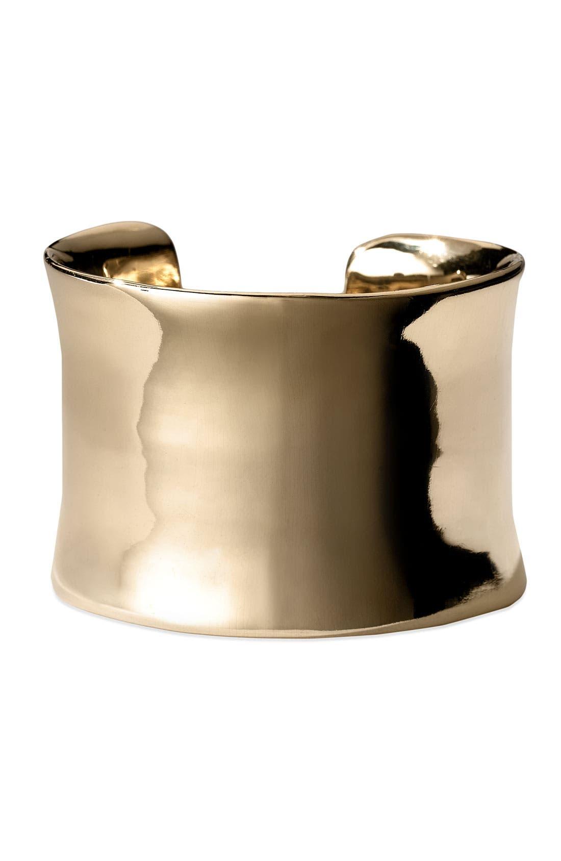 Alternate Image 1 Selected - Nordstrom Wide Cuff Bracelet