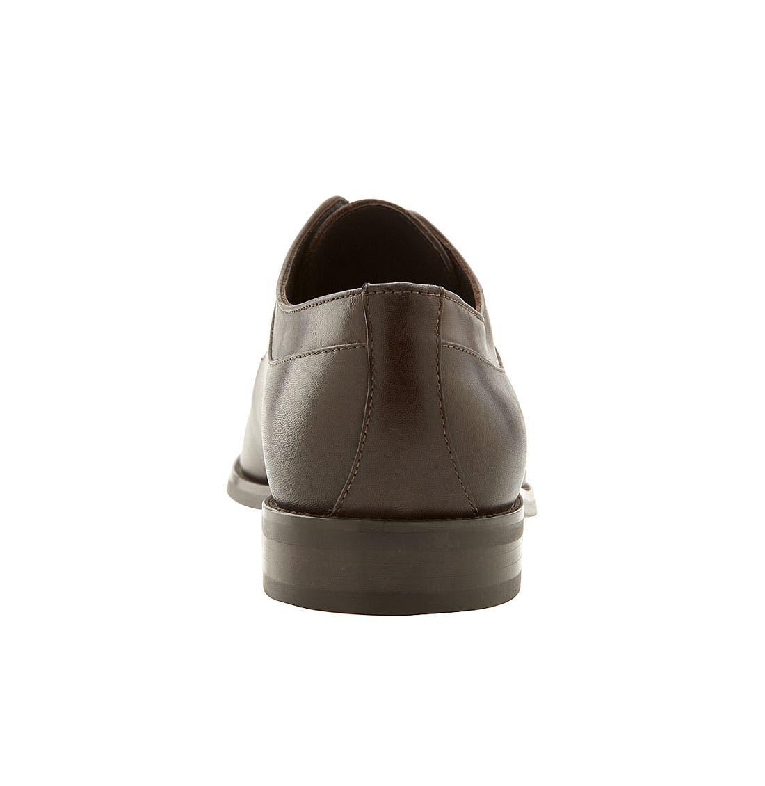 Alternate Image 4  - To Boot New York 'Randall' Split Toe Oxford