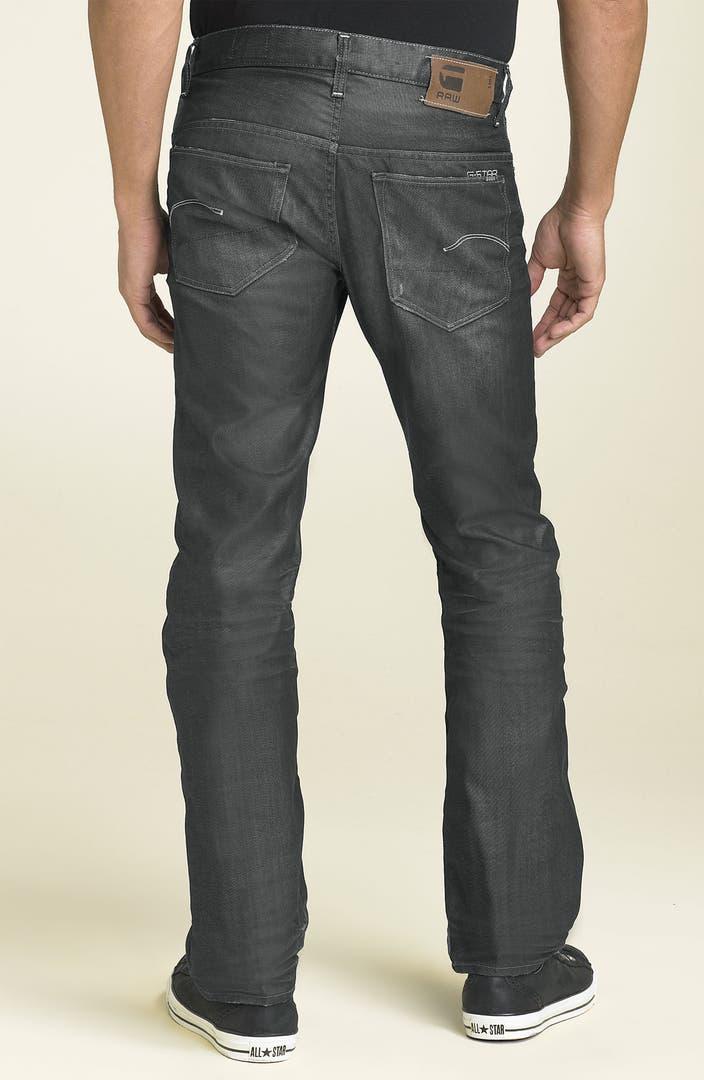 g star straight leg jeans g star g star midge straight. Black Bedroom Furniture Sets. Home Design Ideas