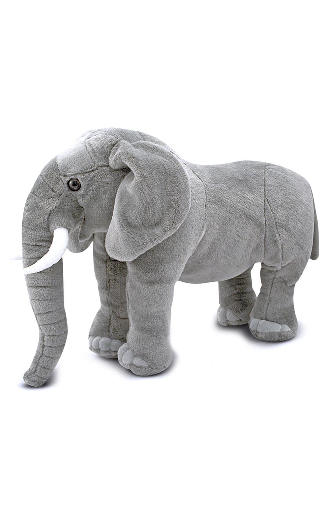 Alternate Image 2  - Melissa & Doug Oversized Elephant