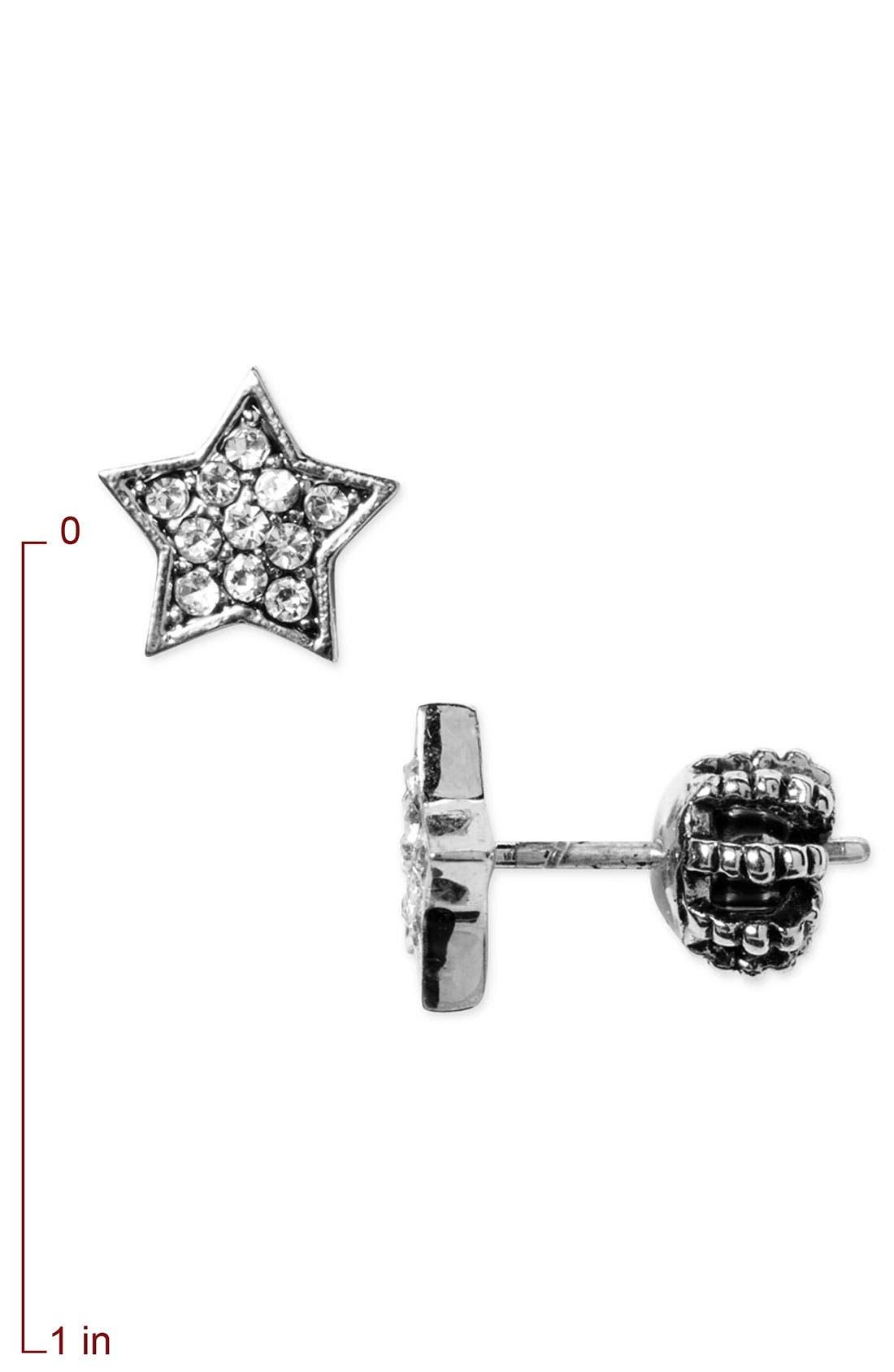 Alternate Image 2  - Juicy Couture 'Star' Stud Earrings