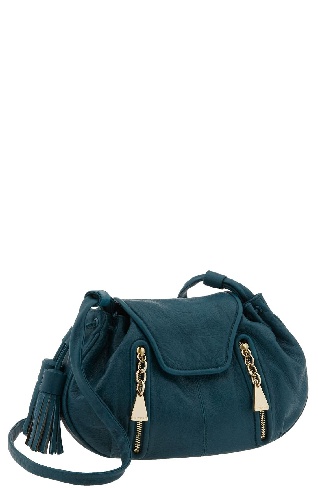 Alternate Image 1 Selected - See By Chloé Slouchy Drawstring Crossbody Bag