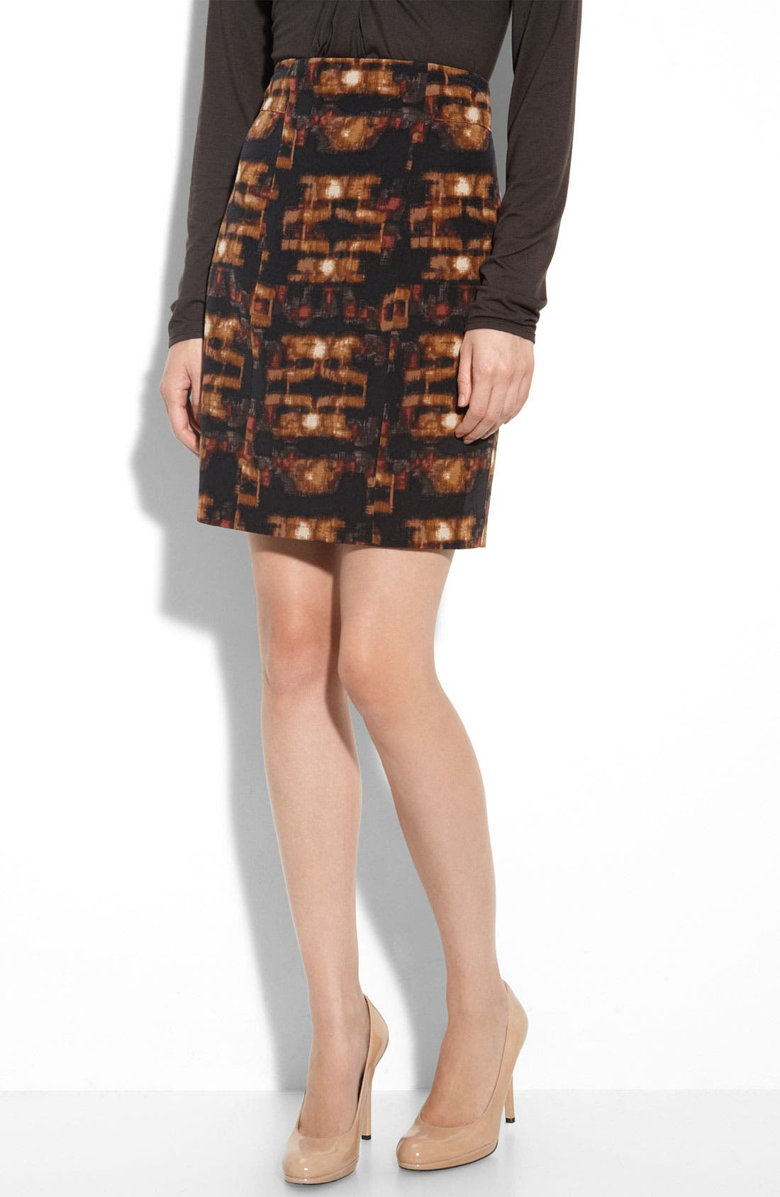 Alternate Image 1 Selected - Elie Tahari Exclusive for Nordstrom 'Madison' Skirt