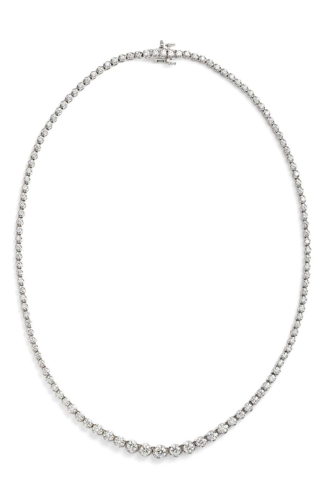 Alternate Image 1 Selected - Kwiat 'Riviera' Diamond Choker Necklace