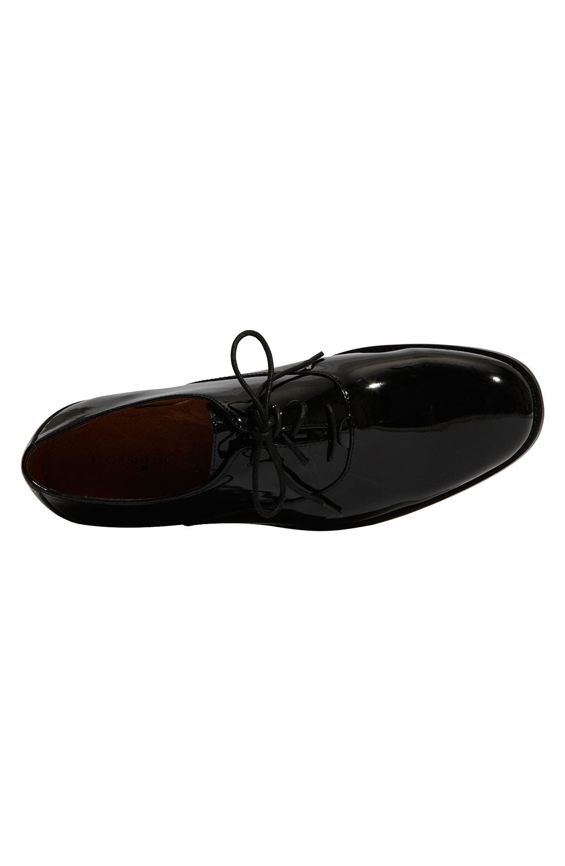 Alternate Image 3  - Florsheim 'Kingston' Patent Leather Oxford (Men)