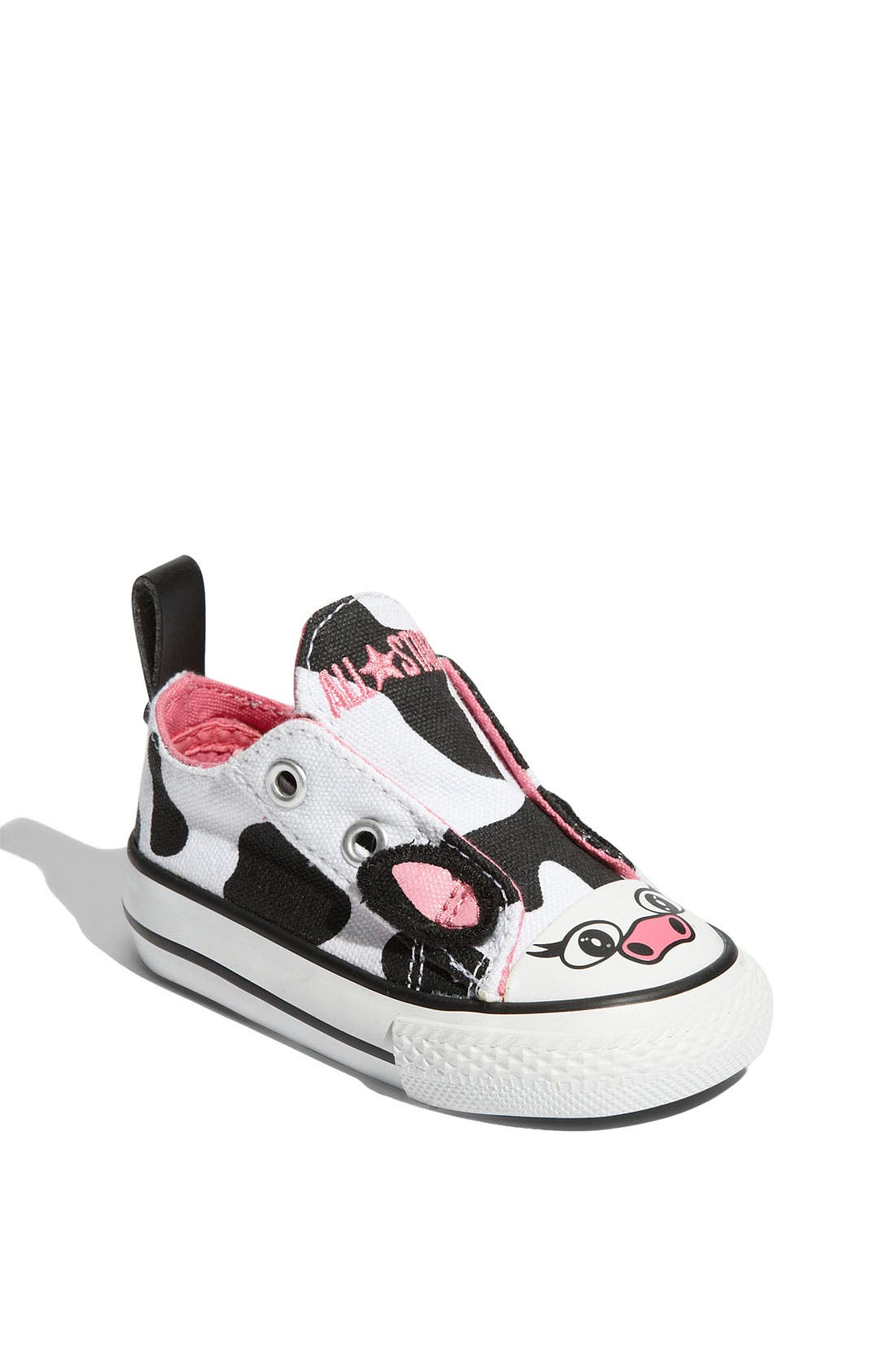 Main Image - Converse Chuck Taylor® Animal Print Sneaker (Baby, Walker & Toddler)