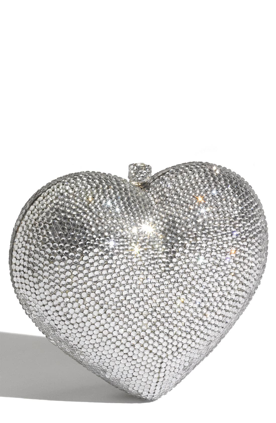 Main Image - Tasha 'Heart' Clutch