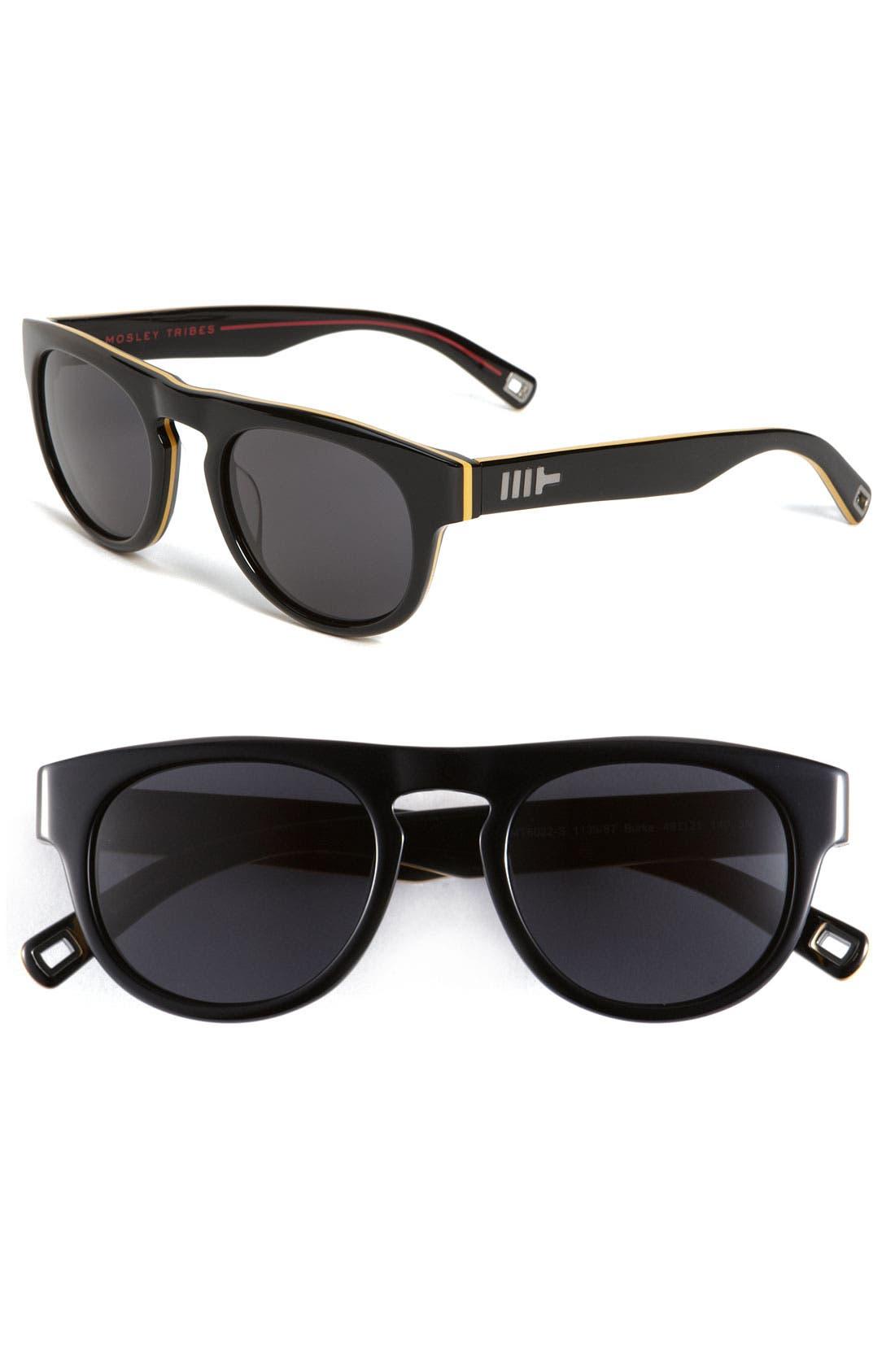 Main Image - Mosley Tribes 'Burke' 51mm Sunglasses