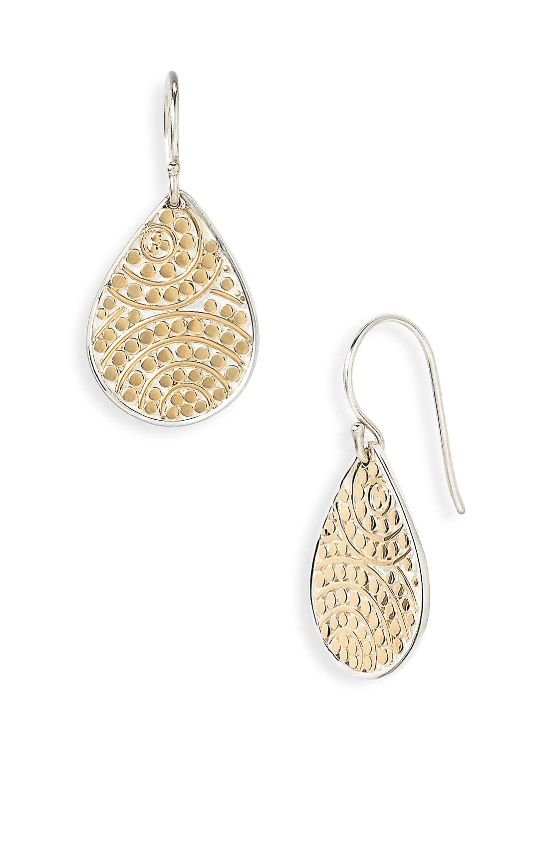 Alternate Image 1 Selected - Anna Beck 'Rajua' Small Teardrop Earrings