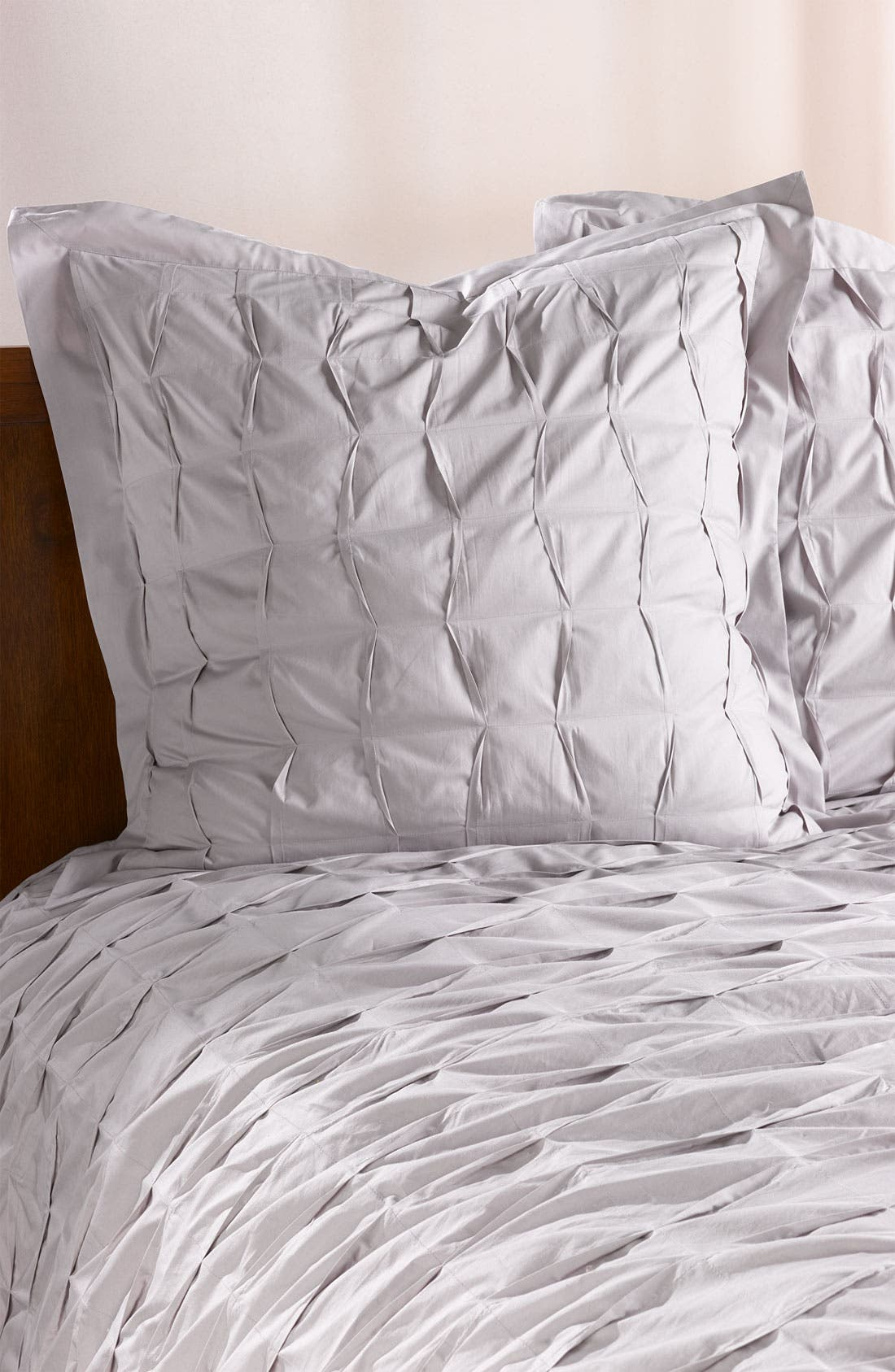 Alternate Image 1 Selected - Nordstrom at Home Box Pleat Euro Pillow Sham