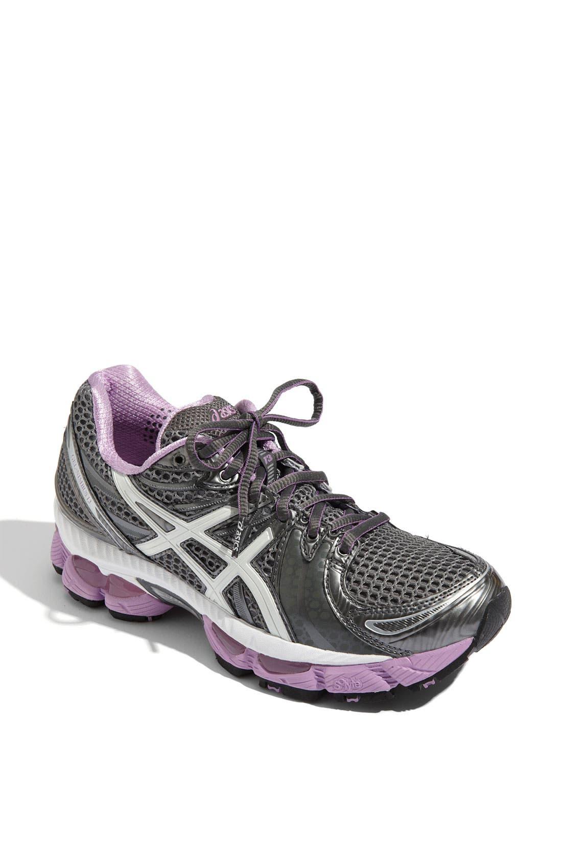 Alternate Image 1 Selected - ASICS® 'GEL-Nimbus® 13' Running Shoe (Women)