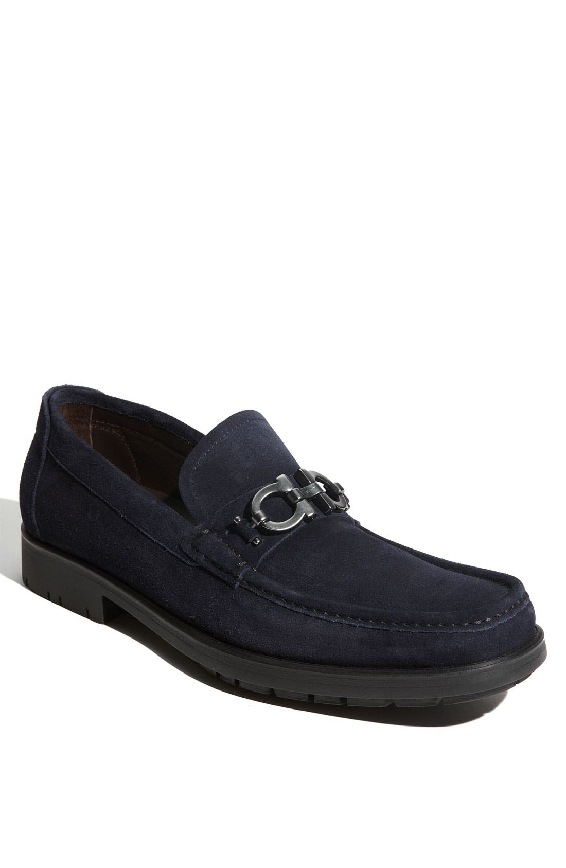 Alternate Image 1 Selected - Salvatore Ferragamo 'Master' Loafer