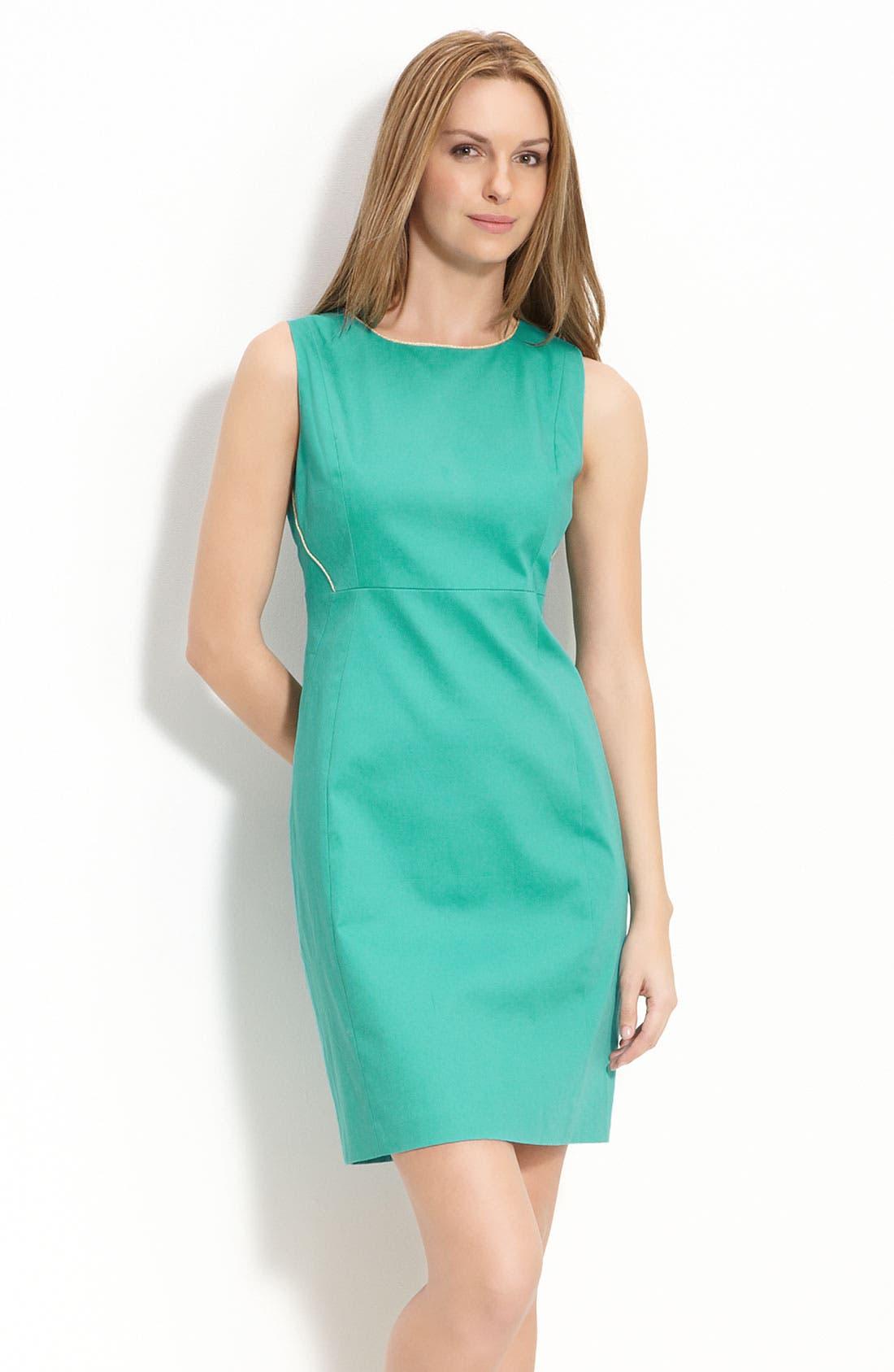 Alternate Image 1 Selected - T Tahari 'Cali' Dress